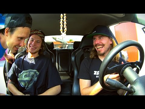 Sedíme v autě - Libor Podmol + Filip Podmol = PODMOLBROTHERS (6. díl)