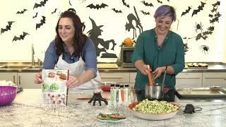 LIVE: Spooky Halloween Treats with Ashlee Marie | Allrecipes.com