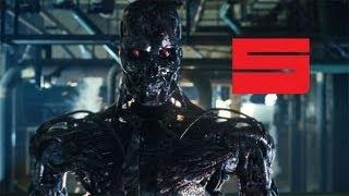 Прохождение Terminator Salvation: Часть 5 Глушилка
