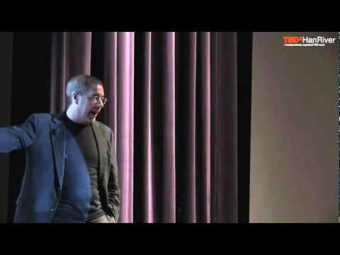 Korean Cool: Larry Keeley at TEDxHanRiver 2011