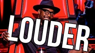 The Voice LOUDER: Blind Auditions 3 Highlights - The Voice UK 2014 - BBC One