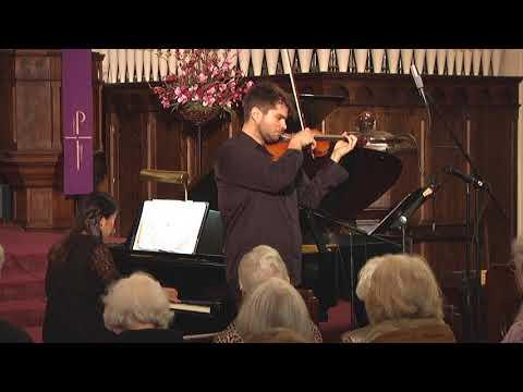 Beethoven: Violin Sonata No. 6 in A Major