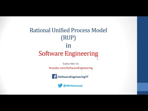 Rational Unified Process in Hindi | Unified Process and Rational Unified Process in HINDI | RUP