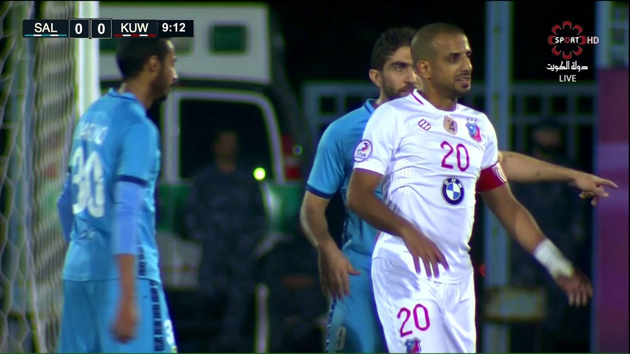 مباراة السالمية x الكويت - دوري فيفا لكرة القدم - الجمعة 2018\11\9