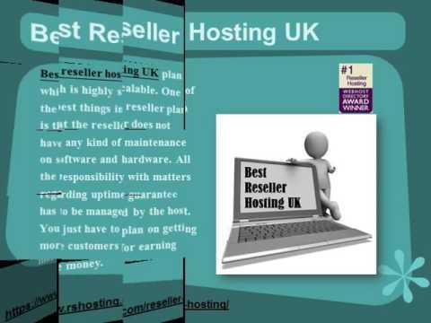 best reseller hosting uk youtube