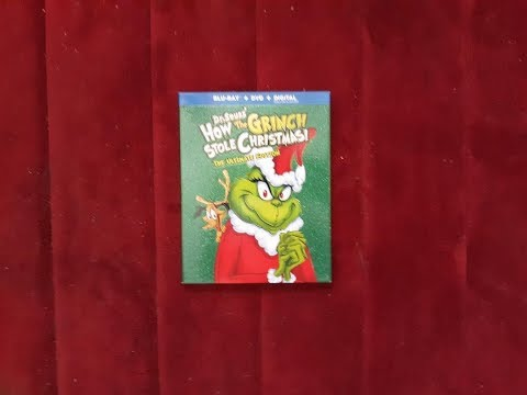 How the Grinch Stole Christmas!: The Ultimate Edition Blu-ray Mp3
