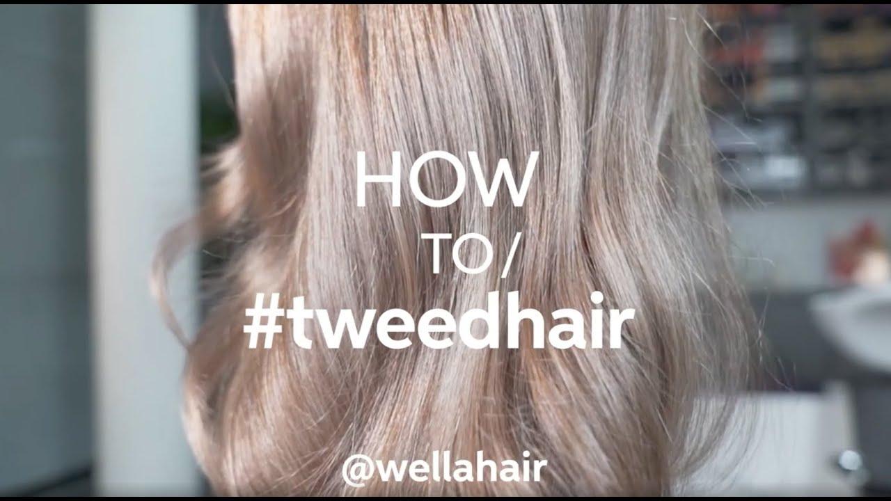 How to Create Dark Ash Blonde Hair   Wella Professionals