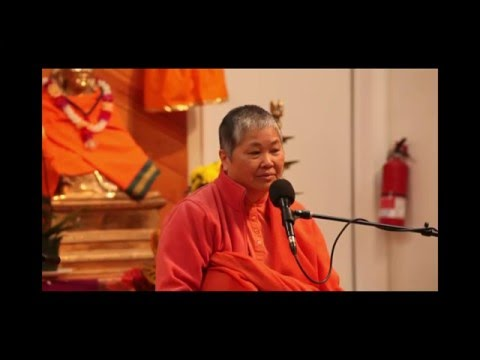 Satsang with Swami Sitaramananda - readings from Swami Sivan