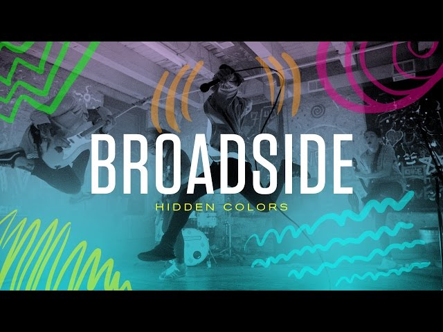 Broadside - Hidden Colors