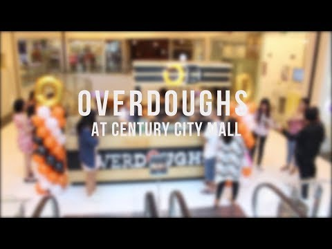 Overdoughs, Your New Favorite Movies Snack, is At Century City Mall
