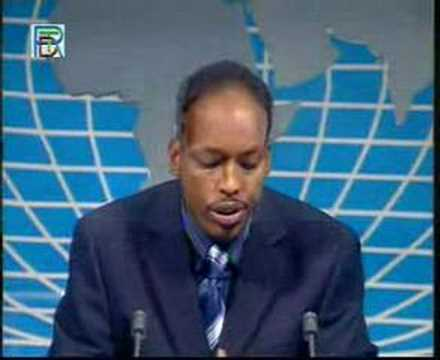 Radio and TV Djibouti - Journal en Somali July 10, 2007