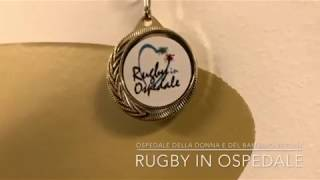 13.12.2017 - Rugby in Ospedale a Verona