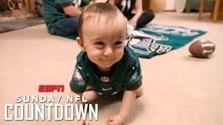 Eagles' Super Bowl win over Patriots leads to more babies being born 9 months later | NFL Countdown