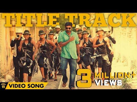 Naanum Rowdy Dhaan - Title Track | Official Video | Anirudh | Vijay Sethupathi,Nayanthara