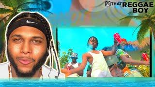 (TRB) 🇯🇲 Reacts To A2 Di fulani Shot Calla (Gambian Dancehall) 🇬🇲