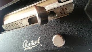 Démontage / Remontage Baikal MP155
