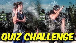 WASSERBOMBEN QUIZ CHALLENGE !