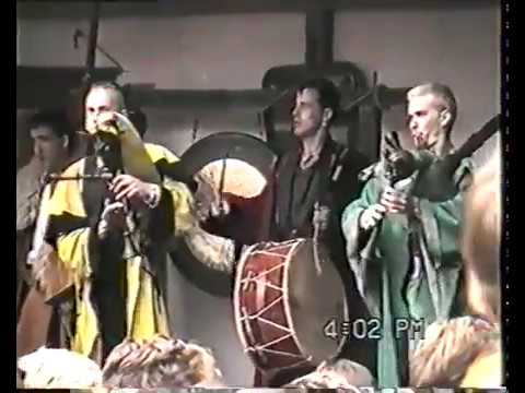 In Extremo Live in Delitzsch 28.06.1997 Markt Stadtfest