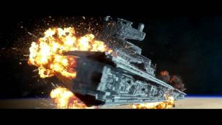 Prelude to Star Wars:The Force Awakens- Battle of Jakku HD (Fan-Made)