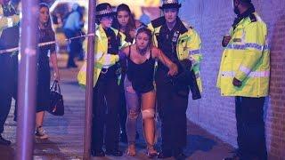 Взрывы в Манчестере, по меньшей мере 20 погибших  Спецэфир