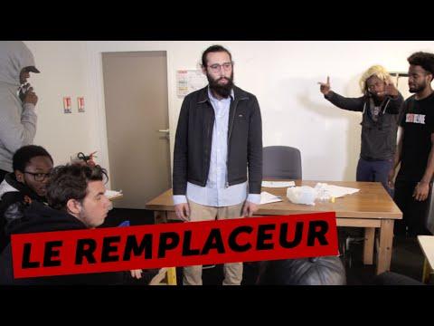 Le Remplaceur : Ingérables - Aaram Anis