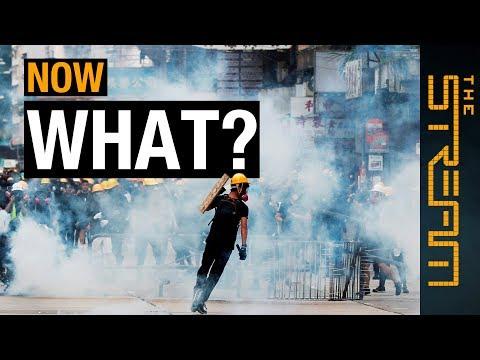 AlJazeera English:Hong Kong protests: How will this end?