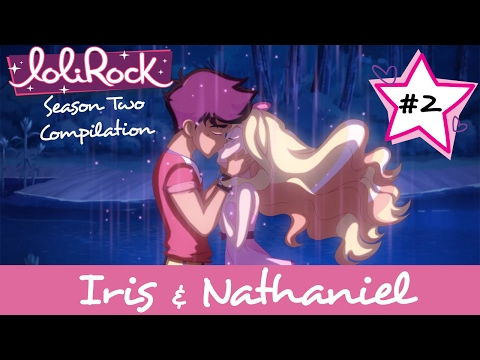Iris & Nathaniel #2 | Season 2 Compilation | LoliRock