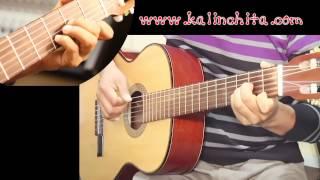 Dos Gardenias - Bolero - Como tocar en guitarra