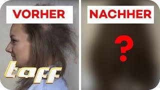 Kreisrunder Haarausfall – Kann man das noch retten? SOS: Einsatz der Beauty-Retter | taff