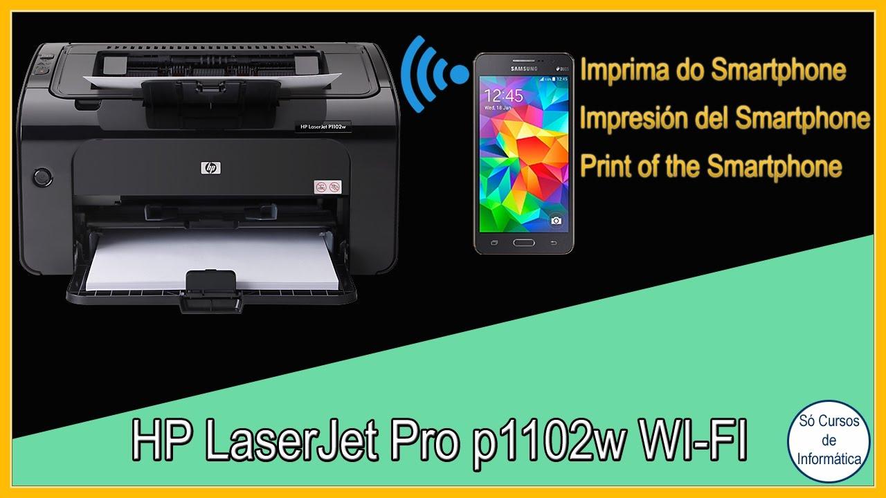 hp laserjet p1102w download