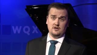 Miles Mykkanen sings Schubert: Lied eines Schiffers an die Dioskuren, D. 360