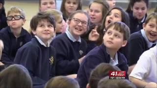 Students enjoy 'J.A.M session' at St. Joseph's Catholic