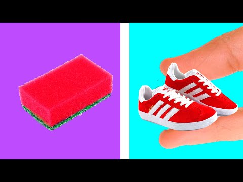 17 DIY Barbie Doll Hacks | Making Easy Crafts Ideas For Kids | Creative Fun For Children