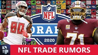 NFL Trade Rumors: 10 Players Who Could Be Traded During The 2020 NFL Draft
