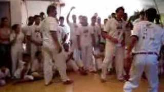 Batizado e Formatura 29/11/08 - Capoeira porto da barra
