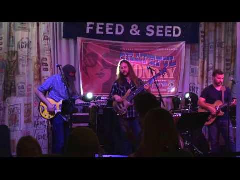 The Stolen Faces Grateful Dead Live Cover -- Truckin -- Music Row -- Nashville, TN