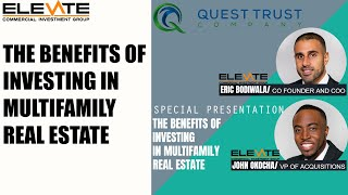 Investing in Multifamily Real Estate with  Eric Bodiwala and John Okocha