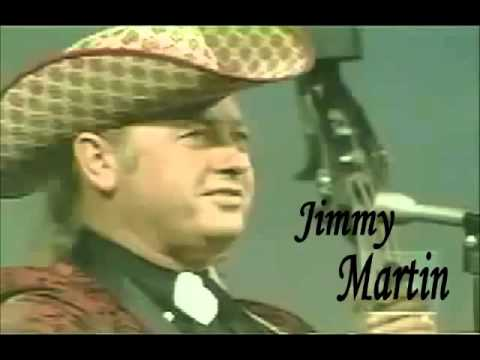 Jimmy Martin - All The Good Times Are Past And Gone