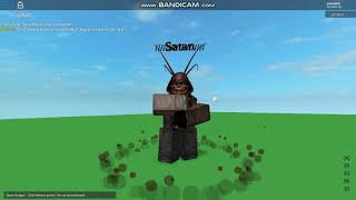 Roblox Script Showcase Episode #145 Satan [LEAK]