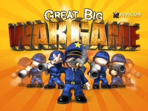 Great Big War Game - iOS, Android - Out Now!