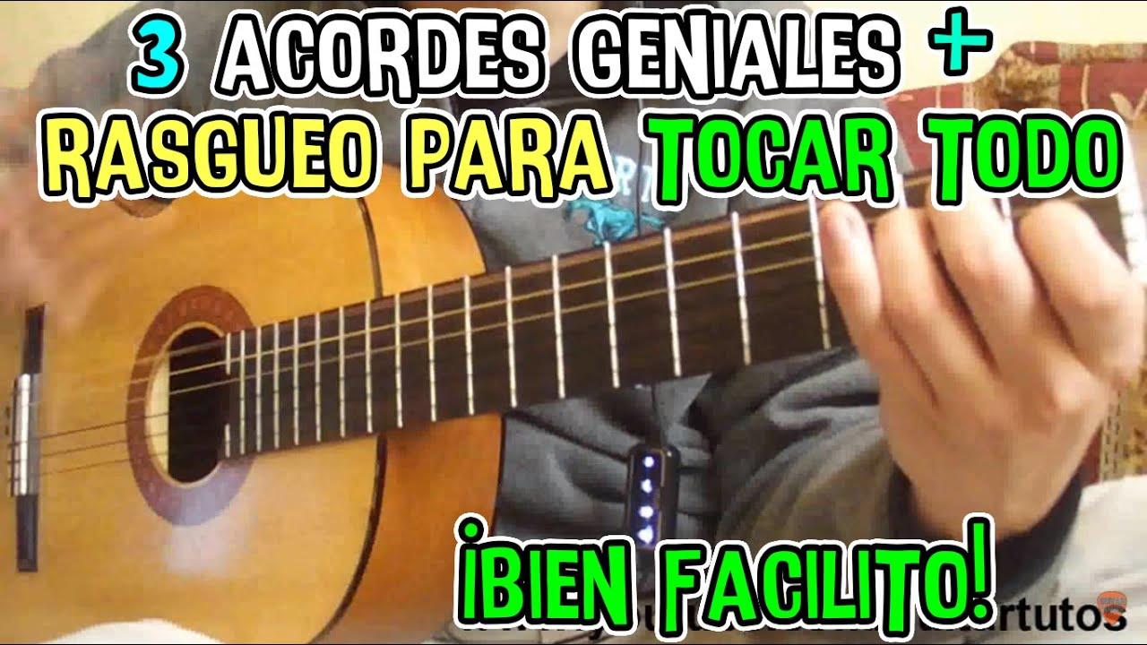 Como tocar rumba flamenca principiantes acordes y for Cocina facil y rapida para principiantes