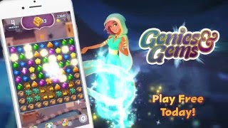 Genies and Gems Tips, Cheats, Vidoes and Strategies | Gamers