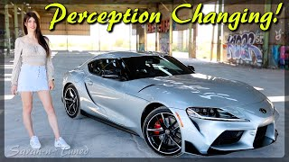 The Most Misunderstood Sports Car Online // 2020 Toyota Supra Review