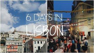 LISBON: Seafood - Sun - Sintra - Sangria | Food + Travel
