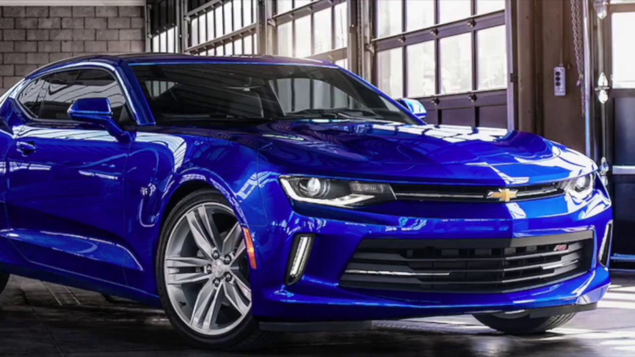 Test Drive The 2018 Chevy Camaro In Humble At Robbins Chevy