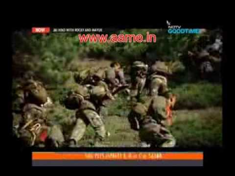 High Altitude Warfare School [HAWS] Of The Indian Army - Jai Hind On NDTV