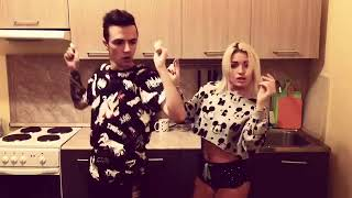 Twerk Dance (Тверк) на Трек:Natan - гипнотайз