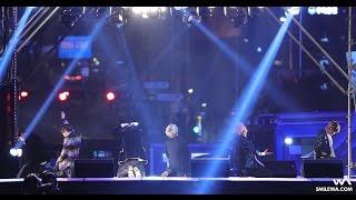 170101 방탄소년단 (BTS) Save ME (뒷태) + 인사 직캠 @영동대로 MBC 가요대제전 4K Fancam by -wA-