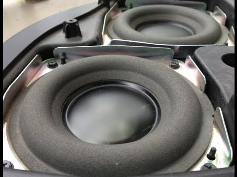 Bose Speakers For Cars >> Bose Car Stock Subwoofer