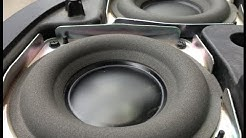 Bose Car Stock Subwoofer